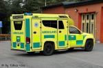 Eksjö - Ambulanssjukvård Jönköpings Län - Ambulans - 3 43-9630