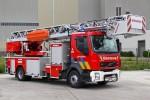 Antwerpen - Brandweer - DLK - A25