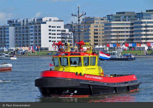 Amsterdam - Port of Amsterdam - PA1 - Castor