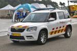 Eindhoven - ProRail Incidentenbestrijding - PKW