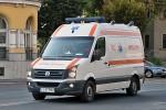 Cluj-Napoca - Serviciul de Ambulanță al Județului - RTW