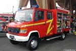 Mercedes-Benz Vario 814 D - Ziegler - TSF-W