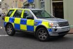 Cushendall - Police Service of Northern Ireland - FuStW