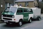 Flensburg - VW T3 mit Anhänger - FuStW