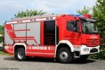 Mercedes-Benz Atego 1527 AF - Rosenbauer - HLF10