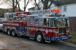 FDNY - Queens - Ceremonial Unit - Ladder - DL