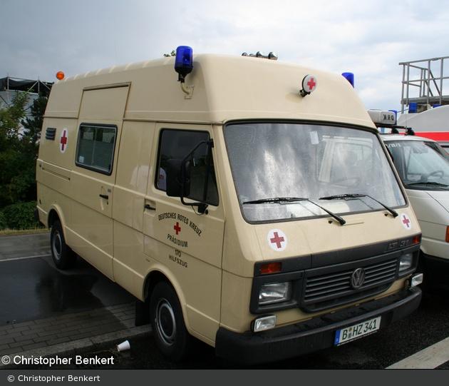 Rotkreuz 01/70 (Hilfszug Fahrzeug 170)