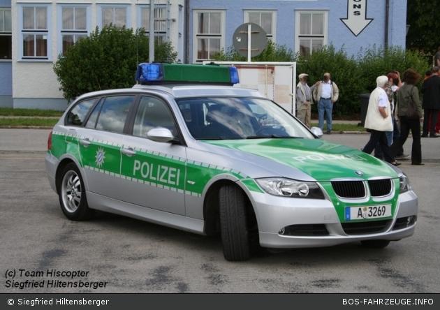 A-3269 - BMW 325d Touring - FuStW
