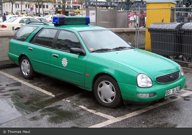 BG18-340 - Ford Scorpio Turnier - FuStW (a.D.)