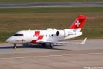 HB-JRA (c/n: 5529) - Rega - Ambulanzflugzeug (a.D.)