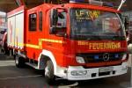 Mercedes-Benz Atego 815 F - Harz - LF 10/6