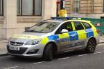 London - Metropolitan Police Service - FuStW - BLP