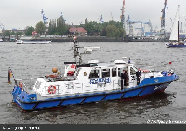 WS35 - Polizei Hamburg - WS 35