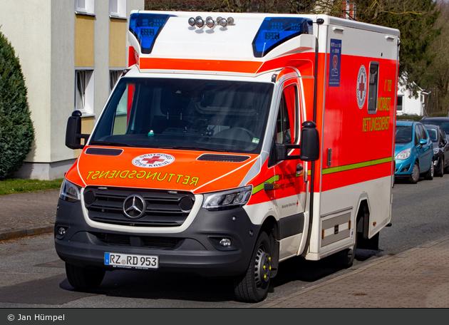 Rotkreuz Lauenburg 91/83-01