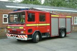Boroughbridge - North Yorkshire Fire & Rescue Service - WrL (a.D.)