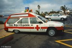 Arrecife - Cruz Roja Española - KTW - A-81-2 (a.D.)