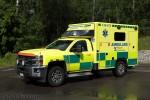 Ockelbo - Landstinget Gävleborg - Ambulans - 3 26-9170 (a.D.)