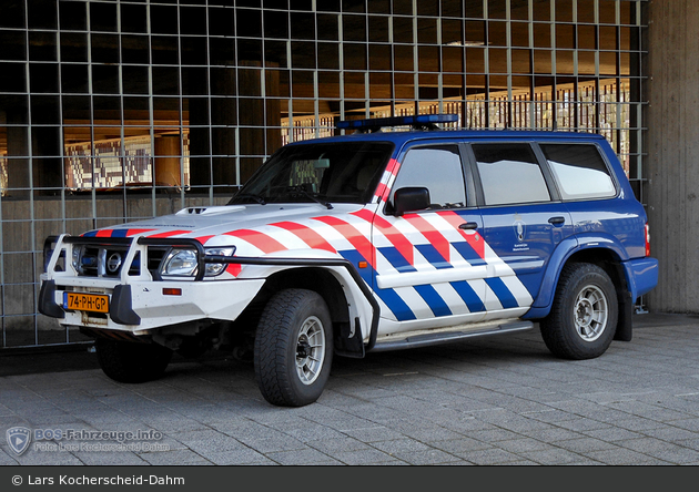 Amsterdam - Koninklijke Marechaussee - SW3