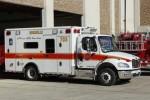 Rockville - MCFRS - Medic Unit 703