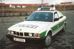 M-3224– BMW 5er – FuStW (a.D.)