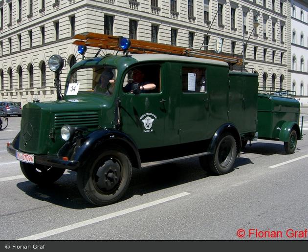 Feuerlöschpolizei Furth im Wald LLG (a.D.)