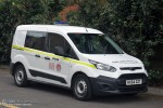 Ringwood - Hampshire Fire and Rescue Service - Van