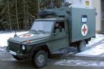 Stetten am kalten Markt - Sanitätsdienst - KrKw