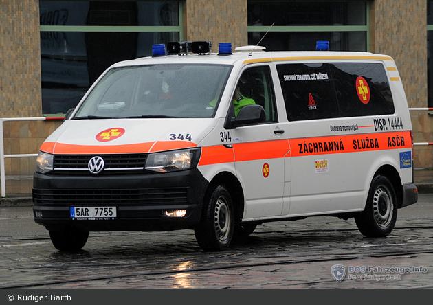 Praha - ASČR - 344 - KTW