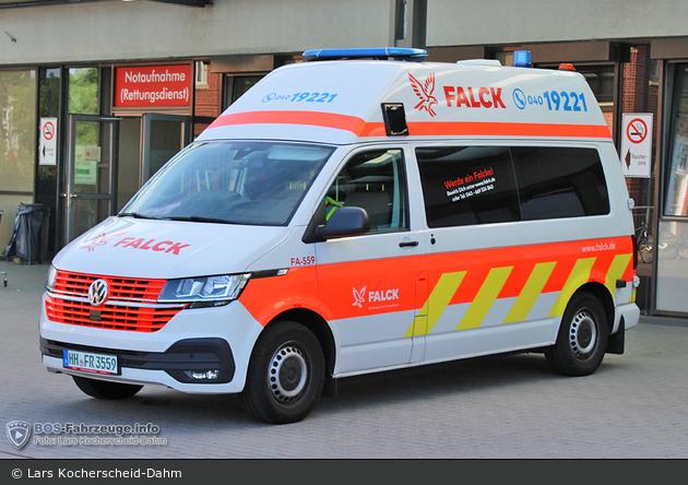 Falck FA-559 (HH-FR 3559)