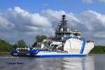 "Helsinki - Rajavartiolaitos - Küstenwachschiff ""TURVA"""