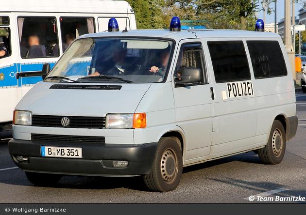 B-MB 351 - VW T4 - BeDoKw