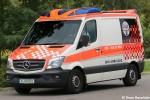 DAH Ambulanz GmbH - KTW (B-AH 551)
