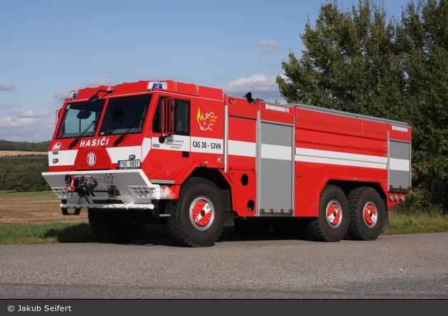 Benešov - HZS - TLF - 1SC 0831