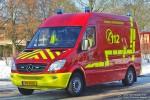 Niederanven - Service d'Incendie et de Sauvetage - MZF
