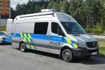 Jihlava - Policie - 5J6 7327 - LKW-Kontrollfahrzeug