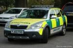 Northampton - East Midlands Ambulance Service - RRV