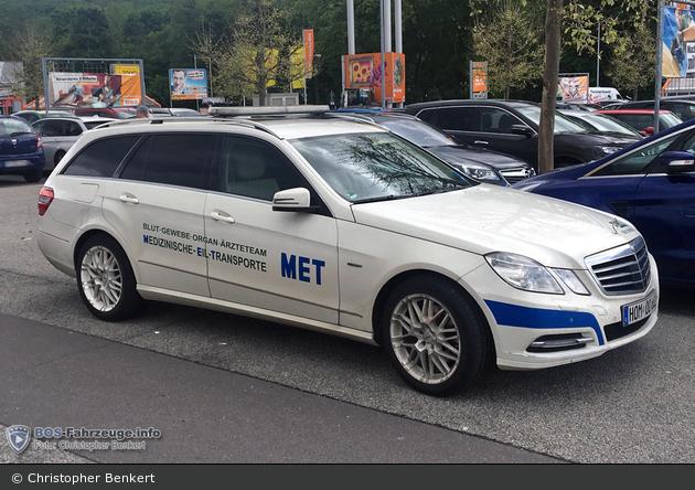 Bexbach - Medizinische Eiltransporte G. Burghardt - PKW