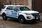 NYPD - Manhattan - 01st Precinct - FuStW 4313