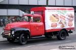 Berlin-Werbefahrzeug-Opel Blitz