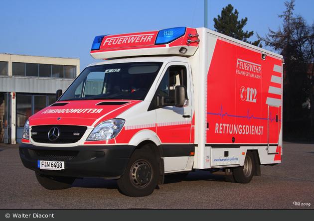 Florian Frankfurt - RTW F-W 6408 (a.D.)