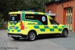 Eksjö - Ambulanssjukvård Jönköpings Län - Ambulans - 3 43-9610
