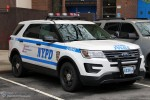 NYPD - Manhattan - Real Time Crime Center - FuStW 4336