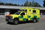Gävle - Landstinget Gävleborg - Ambulans - 3 26-9150