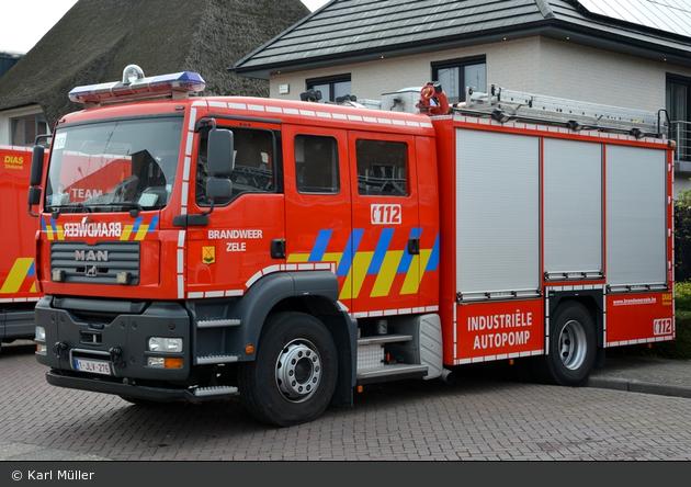 Zele - Brandweer - SLF - P83