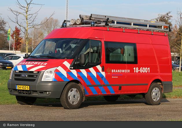 Hoeksche Waard - Brandweer - MZF - 18-6001 (a.D.)