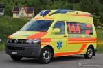 Boudevilliers - Ambulances Roland - KTW - Roland 406