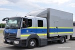 M-PM 8069 - MB Atego 818 - Pferdetransporter - München