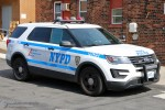 NYPD - Queens - Transit District 23 - FuStW 4357