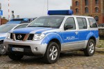 Stralsund - Nissan Pathfinder - FuStW