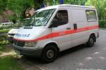 Krankentransport Hinz - KTW 16